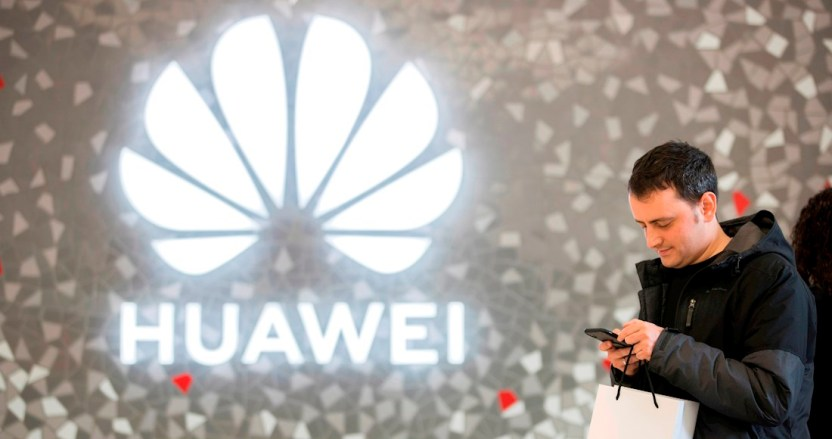 huawei ventas logo tienda - Pese a la COVID-19, Huawei se sitúa en el primer lugar como vendedor de smartphones en el mundo
