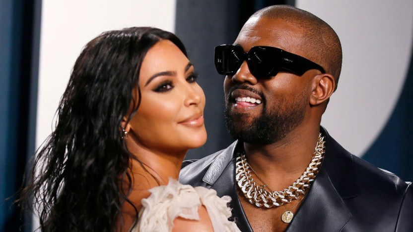 kanye west 1 - La insólita razón por la que Kanye West no respondió al pedido de divorcio de Kim Kardashian