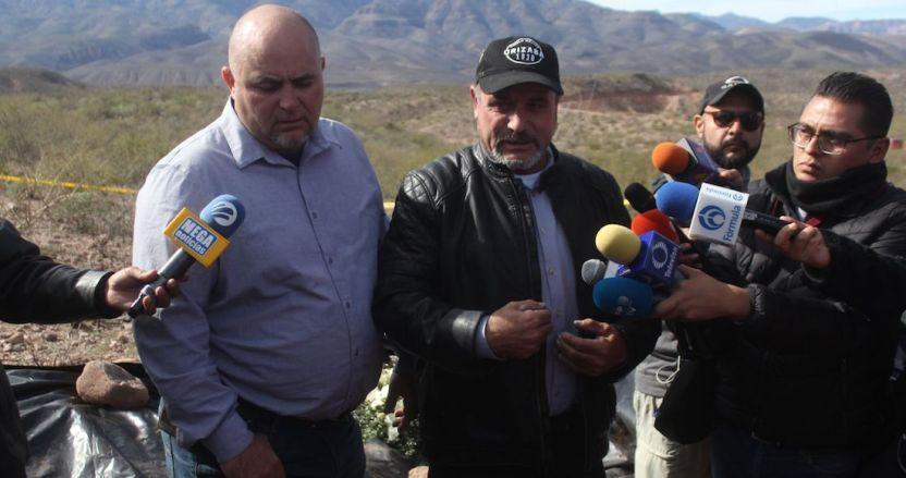 lebaron - Integrantes de la familia LeBarón se manifestarán en Washington por la inseguridad en México
