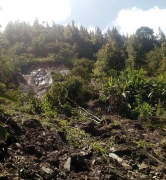 lluvias huatla jimenez - Mueren 2 personas de la tercera edad por fuertes lluvias en Oaxaca