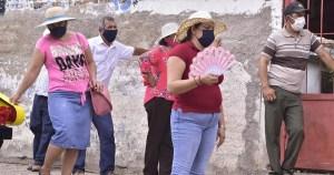muchas personas salen lo mxnimo indispensable y es por ello que no se exponen al sol y al calor  matxas rodrxguez el debate 1 crop1594399318213.jpg 673822677 - Sin registro de casos de golpe de calor en Salvador Alvarado