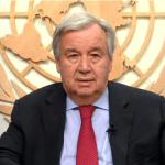 onu guterres - ONU: el covid-19 nos puede retrasar años, incluso décadas