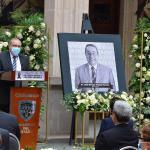 secretario homenaje - Hospital Universitario llevará el nombre del secretario fallecido Jesús Enrique Grajeda