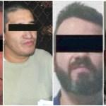 """traslado lideres cjng union tepito - """"El Vaca"""", """"El Betito"""", """"El Pistache"""" y """"El Lunares"""" son trasladados a penales federales de madrugada"""