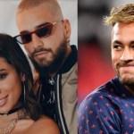 9FD5B371 ADFA 486A B856 649BA8D89B2C - ¿Felices los 4? Neymar se va de vacaciones a Ibiza con otra ex de Maluma