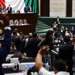 """Camara PT maniobra - AMLO critica maniobra del PT para presidir la Cámara; """"se puede, pero no se debe"""""""