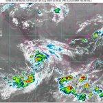 Genevieve huracan cinco estados - Genevieve se mantiene en categoría 3; pronostican lluvias intensas en cinco estados