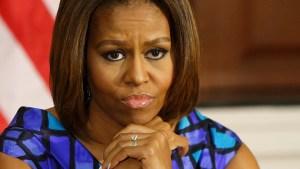 Michelle Obama - Michelle Obama confiesa que sufre de depresión por la pandemia