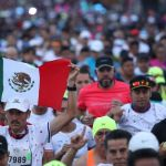 cuartoscuro 718314 digital - La historia del Maratón de la CdMx 2020, los 42 kilómetros y 195 metros que nadie pudo correr
