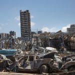 danos explosion Beirut BM - Estiman en 4 mil 600 mdd los daños físicos por explosión en puerto de Beirut