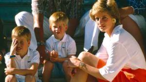 diana4 - La lección de amor que le dejó Lady Di al príncipe William antes de morir