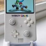 egc pquu8aa7ct1 crop1598773413091.jpg 673822677 - Wii Boy Color, el impresionante proyecto que lleva a la Nintendo Wii al formato portátil