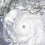 laura tmo 2020239 1 - El peligroso huracán Laura se acerca al borde de Louisiana y Texas con vientos de 150 mph