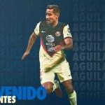 luis fuentes - Luis Fuentes regresa al América para cubrir la baja por lesión del paraguayo Bruno Valdez