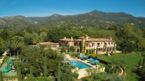 mansion Harry y Meghan Markle 3 - La millonaria mansión del príncipe Harry y Meghan Markle en California