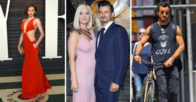 portada famosos dan bienvenida hija katy perry orlando bloom redes - Famosos le dan la bienvenida a la hija de Katy y Orlando en Instagram. Las expectativas son altas