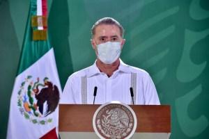 quirino ordaz - Quirino Ordaz, segundo gobernador de oposición que llama a la unidad con López Obrador