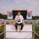 sam fender concierto reino unido - Así fue el primer concierto con distanciamiento social en Reino Unido (Video)