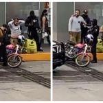 """siembran drogas policia - Suspenden a policía de Veracruz que """"sembró"""" droga a un motociclista"""