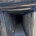 """tunel frontera - EU localiza en la frontera con México el túnel """"más sofisticado"""" en su historia"""