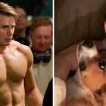 33 marvel chrisevans desnudo instagram actor - Chris Evans asegura haber aprendido una lección por su foto íntima en Instagram. Nadie se molestó