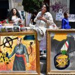 """CNDH toma amnistia - Protestas en CNDH, """"la historia de décadas de no acceder a la justicia"""": Amnistía Internacional"""