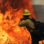 GettyImages 1228376479 - Fiesta para revelar sexo de bebé provoca un gran incendio en California