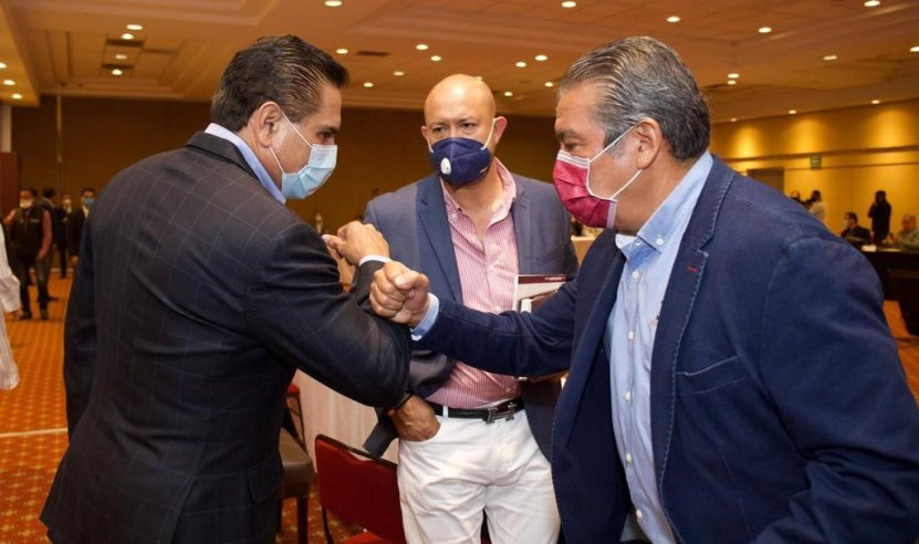 Silvano Aureoles covid - Gobernador de Michoacán da positivo a covid-19