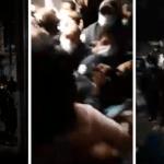 codhem policias - Policías de Edomex desalojan a mujeres de Codhem; detenidas son trasladadas a Atizapán, denuncian
