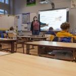 colegios francia - Ministerio de Educación francés cierra 22 colegios después de reportar casos de COVID-19 en aulas