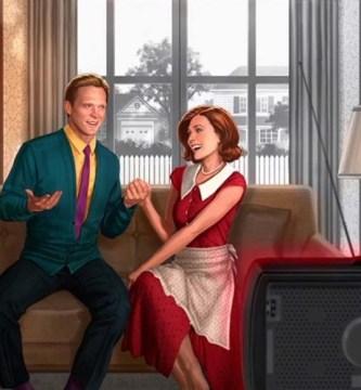 copia de wandavision - Disney confirma que WandaVision, serie live action de Marvel, llegará a su plataforma este año