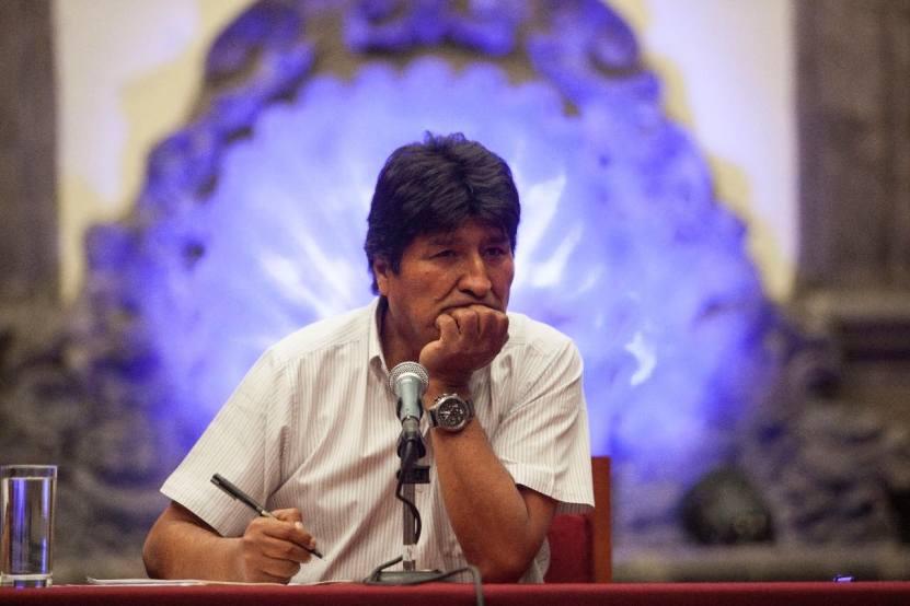 evo morales - Evo Morales está inhabilitado para ser candidato al Senado de Bolivia, confirma juez