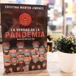 """pandemia la veradad Crsitina Martin - """"La verdad de la pandemia"""", de Cristina Martín Jiménez"""