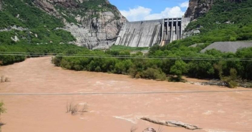 presa huites 1.jpg 673822677 - Mejoran avenidas a las presas del norte de Sinaloa