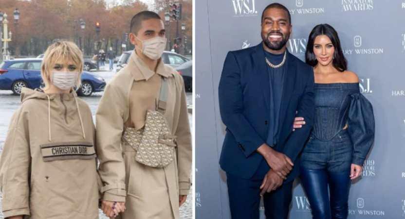 parejas famosos visten igual - 18 parejas de famosos que les encanta vestirse igual. Katie Holmes y su novio parecen gemelos