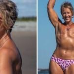 """Fondo cancer de mamas 1 - """"Busen bestimmen nicht meine Weiblichkeit"""": Sie überwand den Brustkrebs und hat gelernt, ihren neuen Körper zu lieben"""