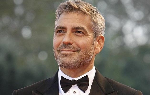 George Clooney  - El truco infalible de George Clooney para que sus hijos se porten bien