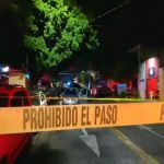 escena del crimen mexico - FOTOS: Balacera en bar deja 16 heridos y 2 muertos en zona que el CJNG busca controlar