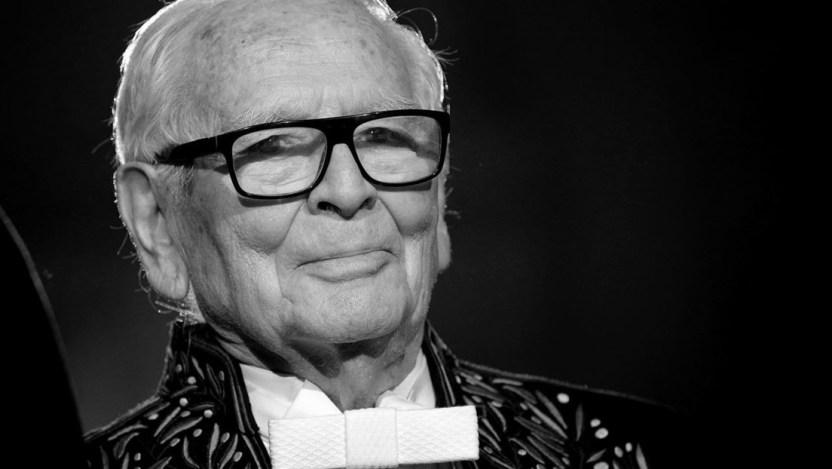 5feb1c2ae9ff71116755a9e0 - Falleció Pierre Cardin, famoso diseñador de moda francés