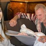 6 19 - Con esta extraña enfermedad nació la bebé de Gianluca Vacchi y Sharon Fonseca