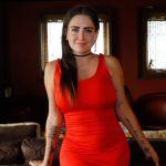 Tiene Celia Lora pagina web 964226 - Celia Lora posa con atrevido body de encaje color negro que dejó ver sus voluptuosas curvas