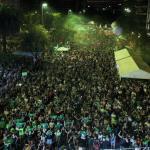 aborto 2 - Argentina aprueba legalización del aborto. Mujeres celebran decisión del Senado (FOTOS y VIDEOS)