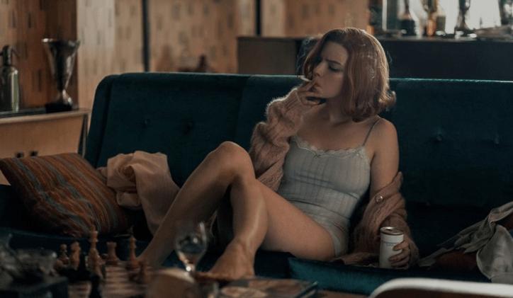 anya1 - La protagonista de Gambito de Dama se crió en Argentina y ahora brilla en el mundo
