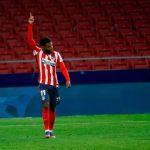 atletico 1205 efe - El rival a vencer: el Atlético de Madrid ya es líder y claro favorito para ganar La Liga