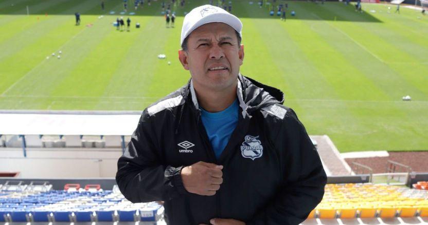 """cuartoscuro 718592 digital - El club Puebla hace oficial la salida de Juan Reynoso como el director técnico de los """"Camoteros"""""""