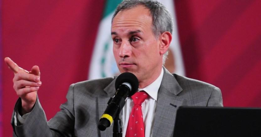 """cuartoscuro 778366 digital - La vacuna de Pfizer se analiza con """"celeridad"""", afirma López-Gatell; este miércoles se firmará contrato"""