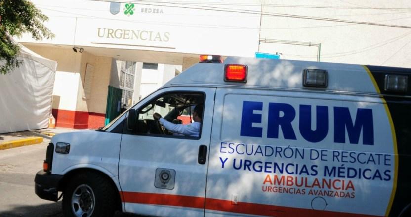 cuartoscuro 788483 digital - Dos personas son lesionadas durante una balacera en la colonia Doctores de CdMx
