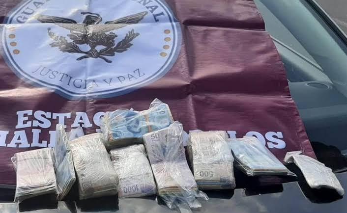 images 53 - Guardia Nacional detiene a hombre con 380 mil pesos