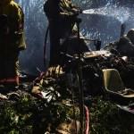 incendio - Disputa entre tierras indígenas tseltales deja al menos 30 casas incendiadas y un herido en Chiapas