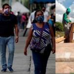 muertes covid america latina - La Nochebuena llega a Colombia, Brasil y Panamá con emergencias y récord de muertes por la COVID